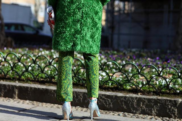 Milan Street Style: Fall 2012 Fashion Week !