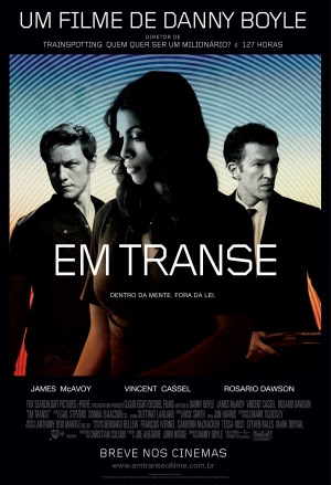 Em Transe (Trance) (2013) DVDRip - Torrent