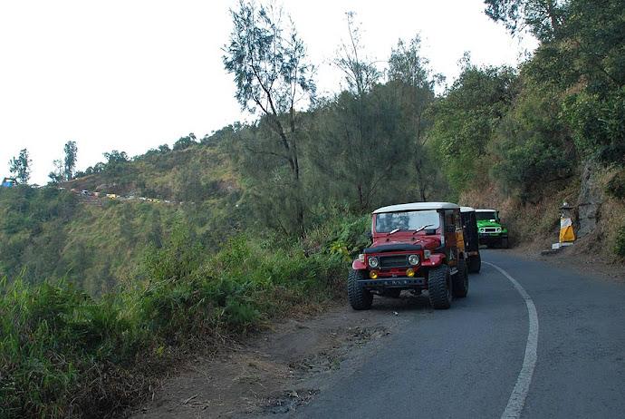 Carretera de montaña
