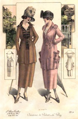 The Suffragettes: Fashion Activists | Vintage Fashion Clothing ...