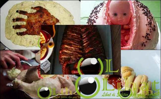 10 Makanan Enak dengan Penampilan Menjijikkan
