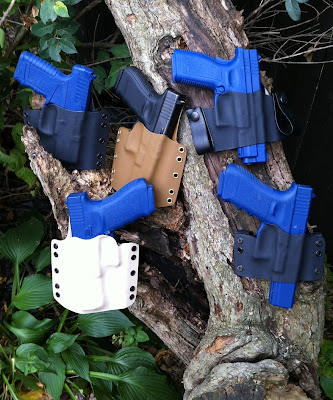 Custom Concealment Holsters