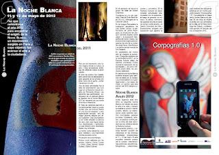 Noche Blanca reportaje El Revistin 95