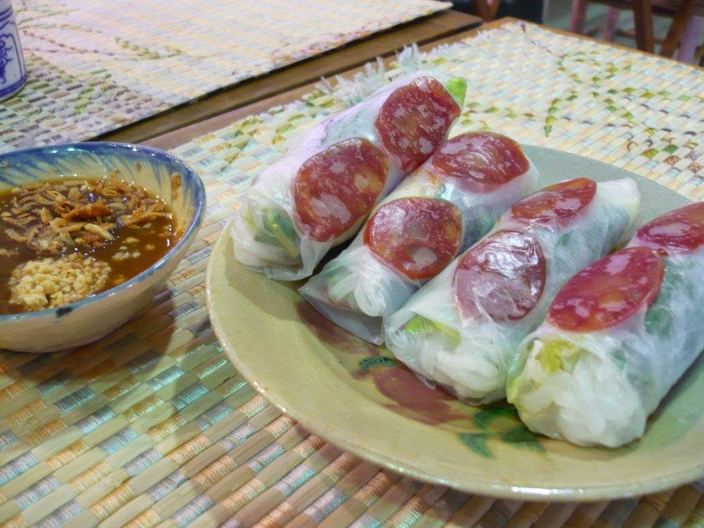 If You Are Looking For Something More Familiar There Are A Couple Of Rice Paper Roll Options