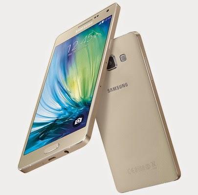 Spesifikasi dan Harga Smartphone Samsung Galaxy A3 Android Kitkat Dual Sim