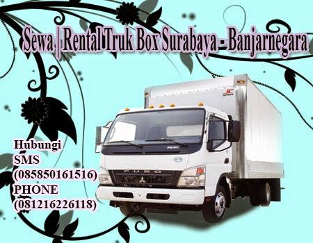 Sewa | Rental Truk Box Surabaya - Banjarnegara