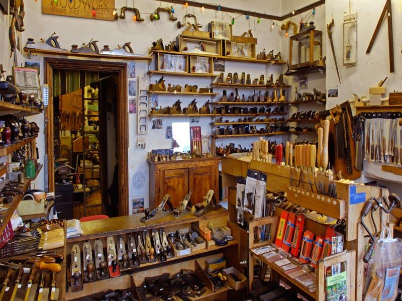 Wood Shop Tools