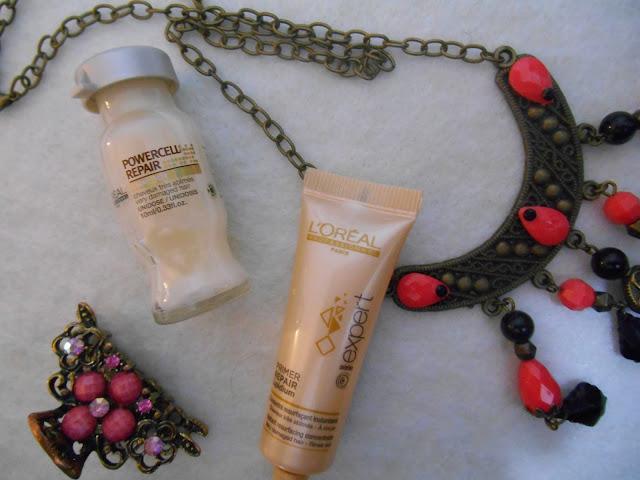 Marilinab Makeup- Cauterizacion capilar