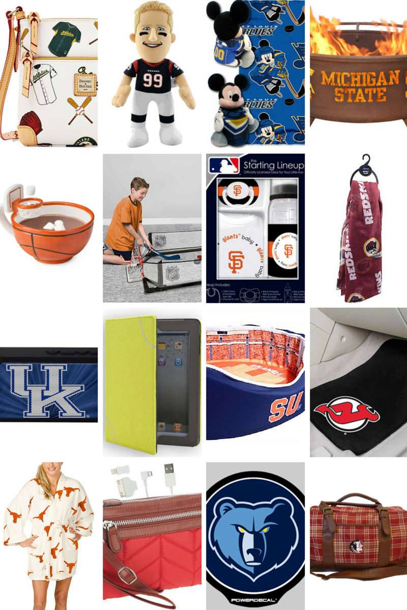 Holiday Gift Guide for Sports Fans