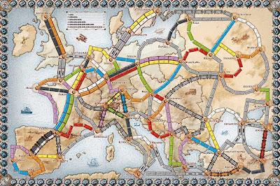 El juego Ticket To Ride ha tenido una gran acogida con sus rutas de trenes