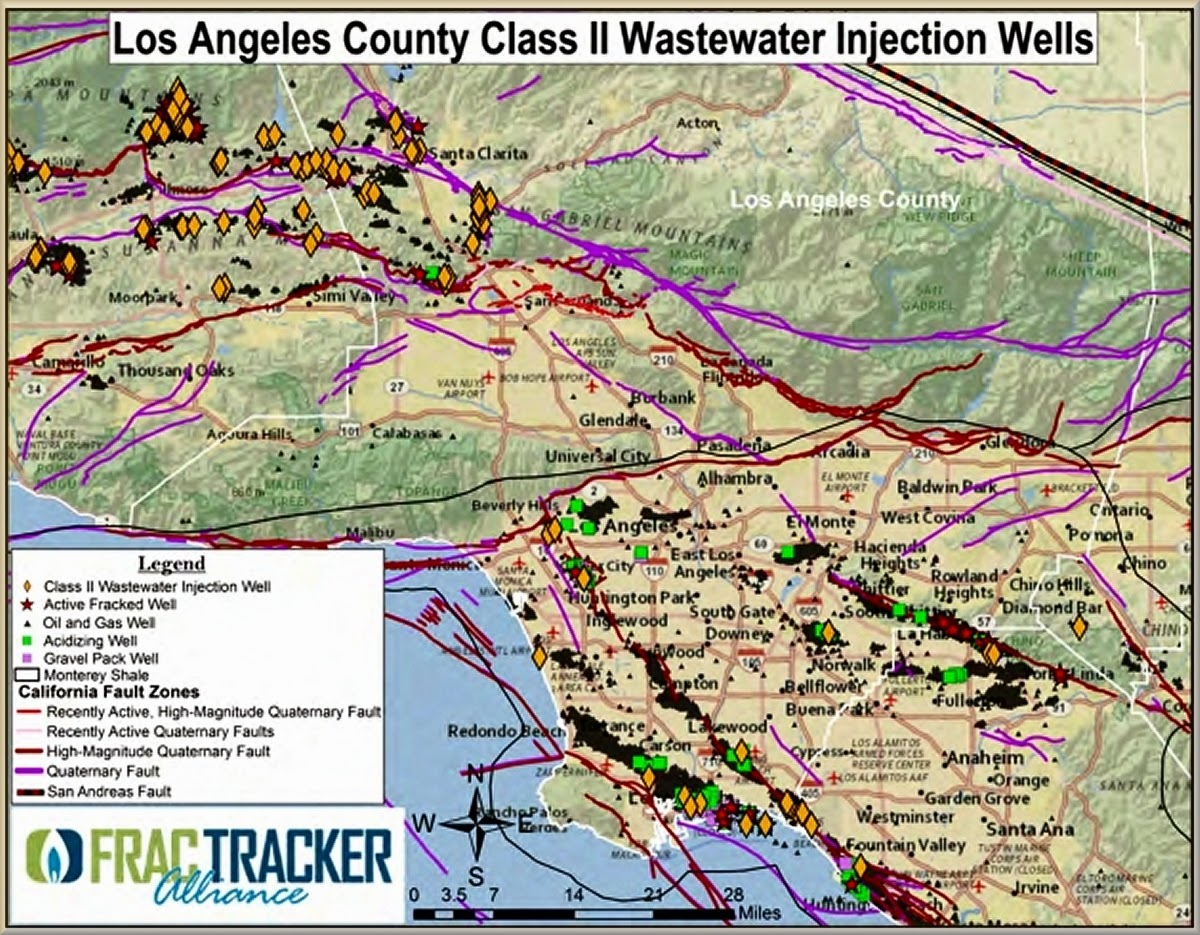 released in march 2014 on shaky ground fracking acidizing and increased earthquake risk in california was produced by earthworks the center for