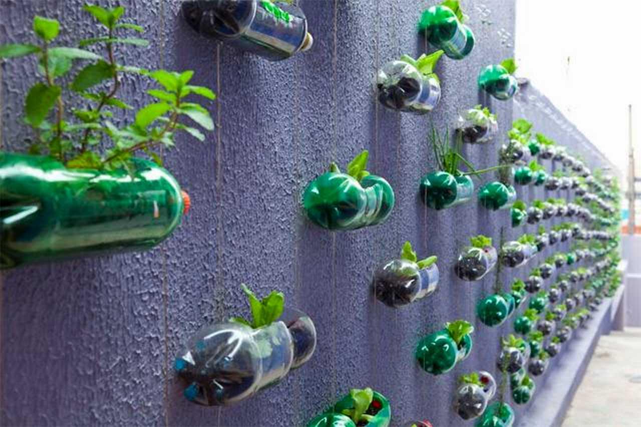 Вторая жизнь пластиковых бутылок 28