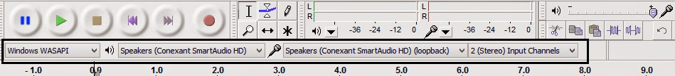 How To Record Speaker Output Using Audacity