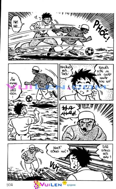 Jindodinho - Đường Dẫn Đến Khung Thành III  Tập 44 page 104 Congtruyen24h