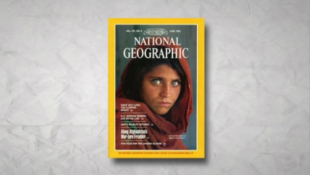 Los ojos mas visto de National Geographic hoy ya es adulta