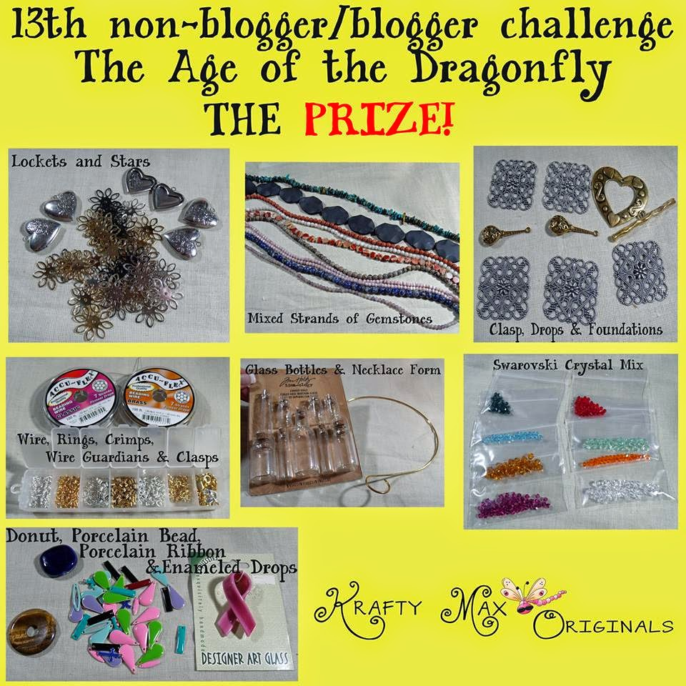 Dragonfly Blog Hop