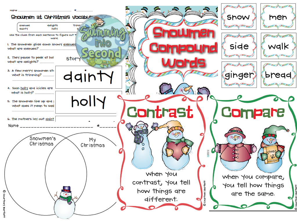 : christmas activities 2nd grade second grade fun how the grinch ...