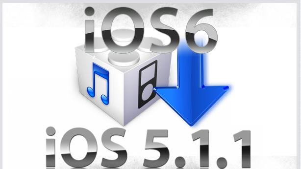 Cara Downgrade iOS 6 ke iOS 5.1.1 Menggunakan RedSn0w - FREE ALL 4