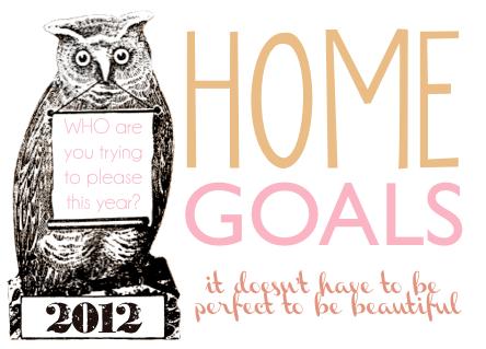 2012 Home Goals