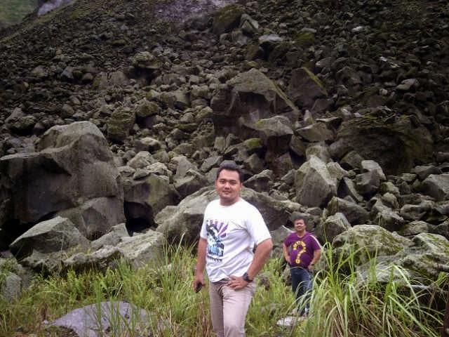 640 x 480 · 67 kB · jpeg, Bebatuan hasil erupsi Anak Gunung Kelud ...