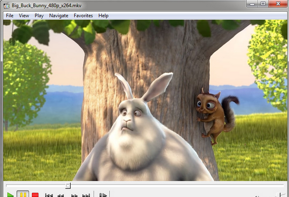 Media Player Classic Home Cinema 1.7.6