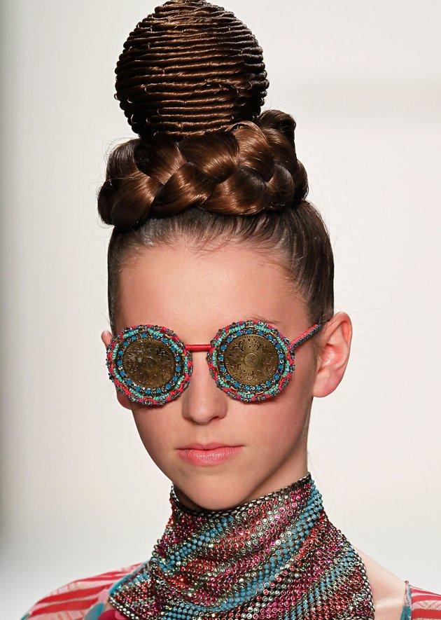 Fashionloly Braid Hair Styles Trend 2013 Unique Style