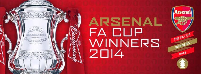 #ArsenalChampions