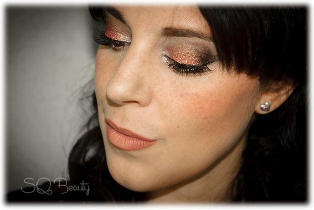 Get ready with me versión Navidad Silvia Quiros maquillaje