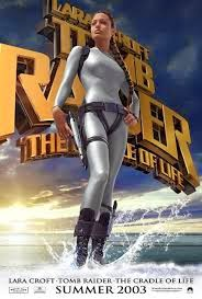 Lara Croft Tomb Raider 2003