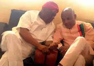 I Spent Two Hours,10 Minutes Talking To Nnamdi Kanu At Kuje Prison – Kalu