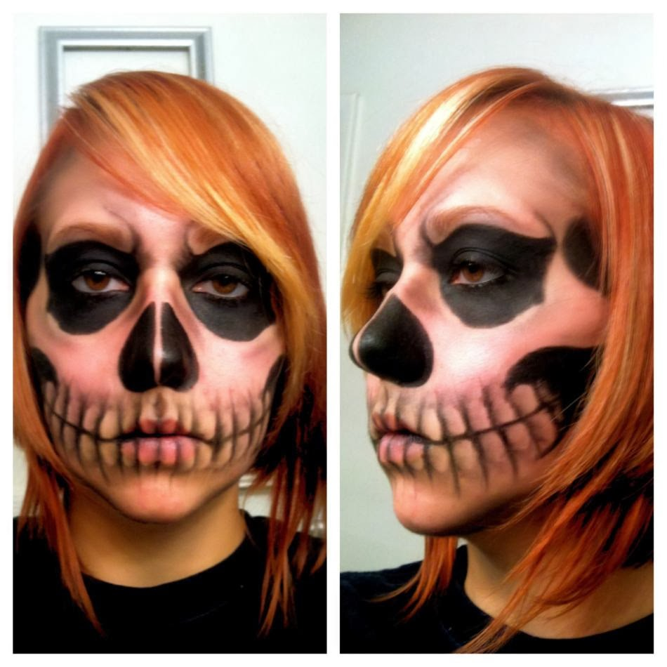 The Best of Halloween Costumes 2015: Awesome Halloween - The Best Halloween Makeup