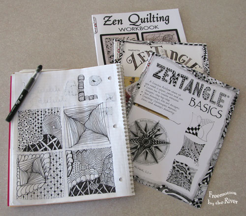 Zentangle fun