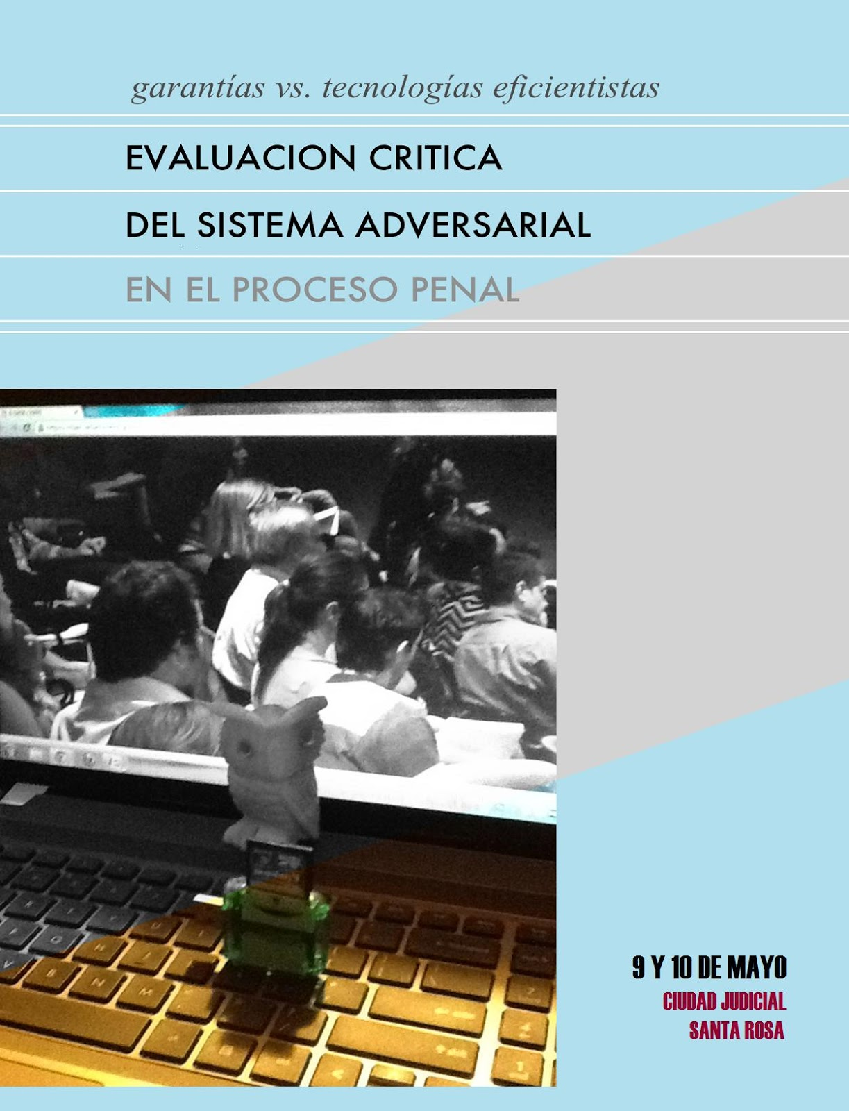 Jornadas de Evaluacin Crtica del Sistema Adversarial