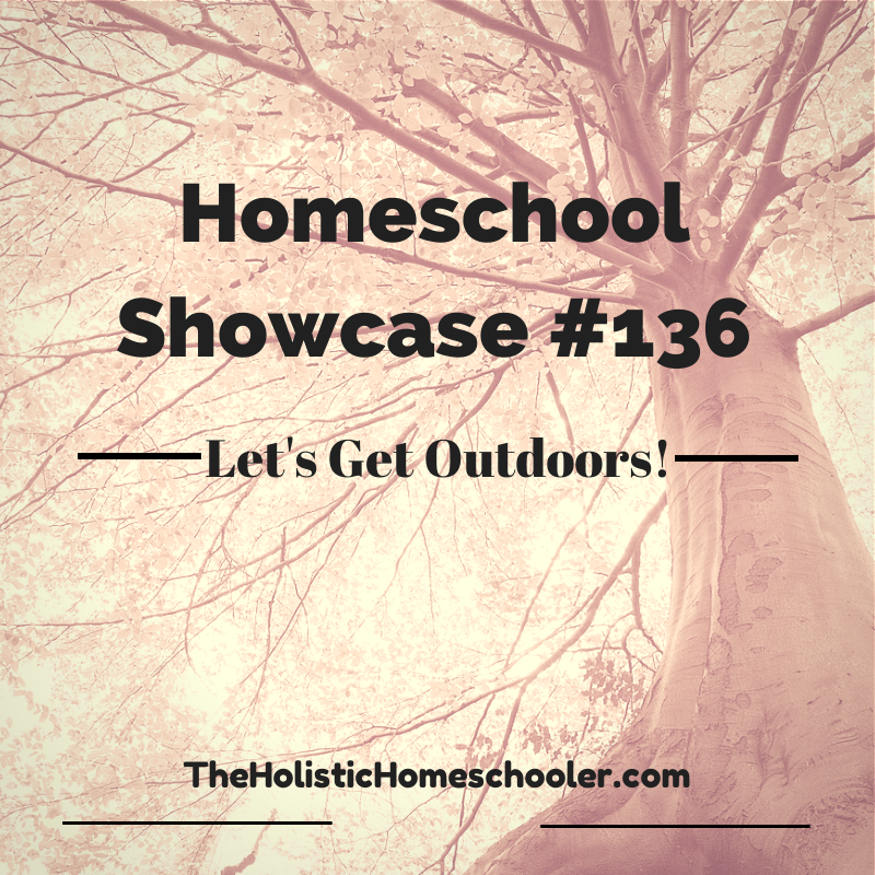 This edition of the Homeschool Showcase features a rock unit study, plants lesson plan, field trip and P.E. resources.