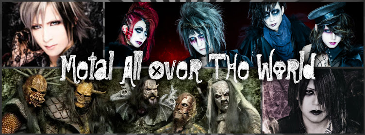 Metal All Over The World