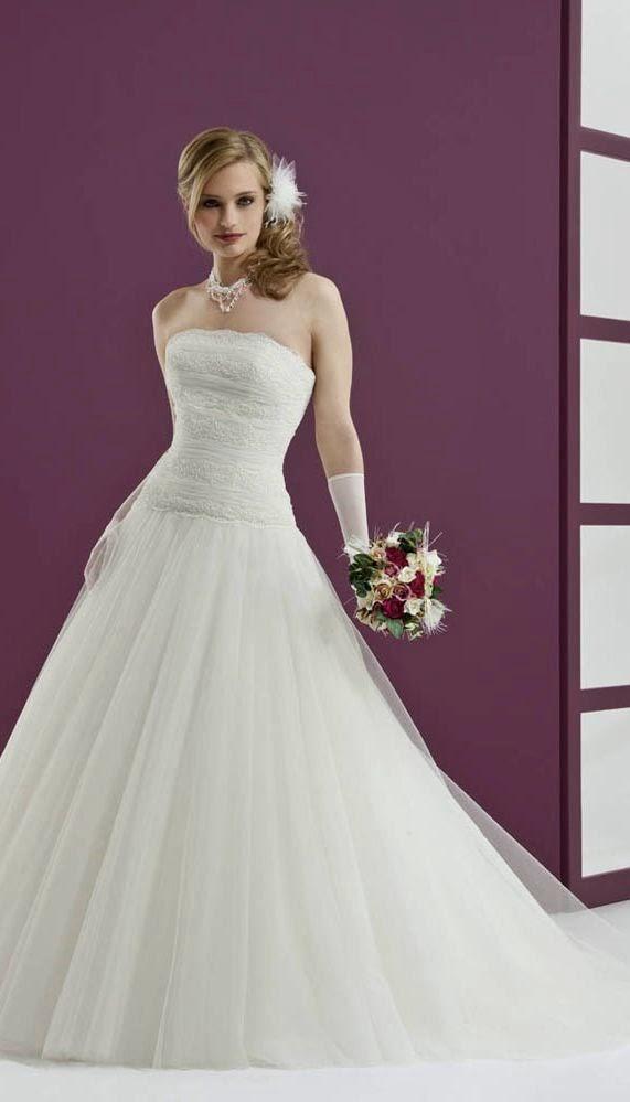 Hochzeitskleider San Patrick 2015