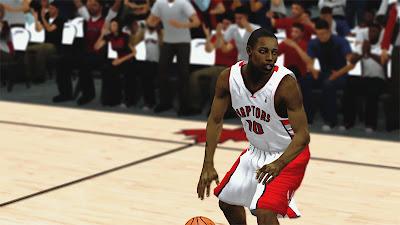 NBA 2K13 DeMar DeRozan Download Patch