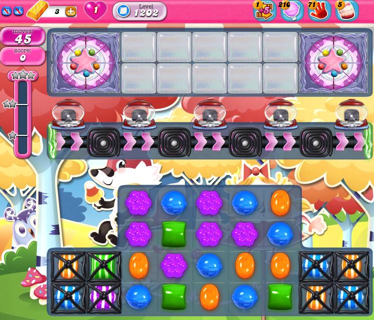 Candy Crush Saga 1202