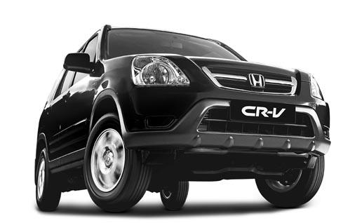 Recall Honda CR-V 2002