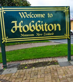 Hobbiton 哈比人故鄉, matamata