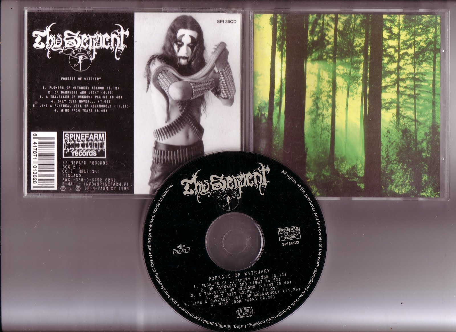 Source of Steel: Thy Serpent - Forest of Witchery