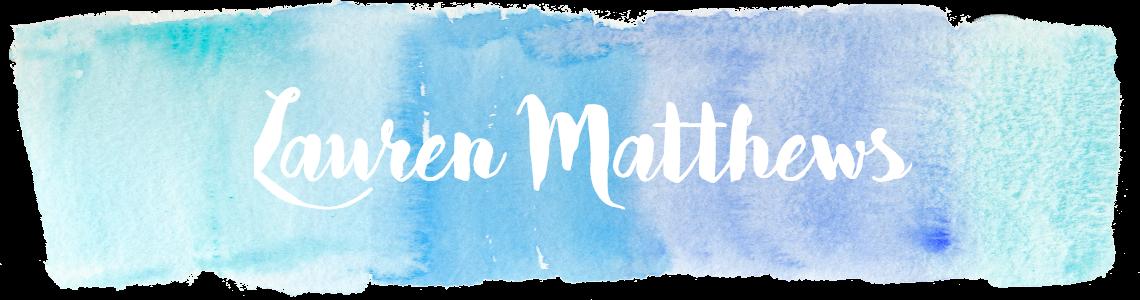 Lauren Matthews
