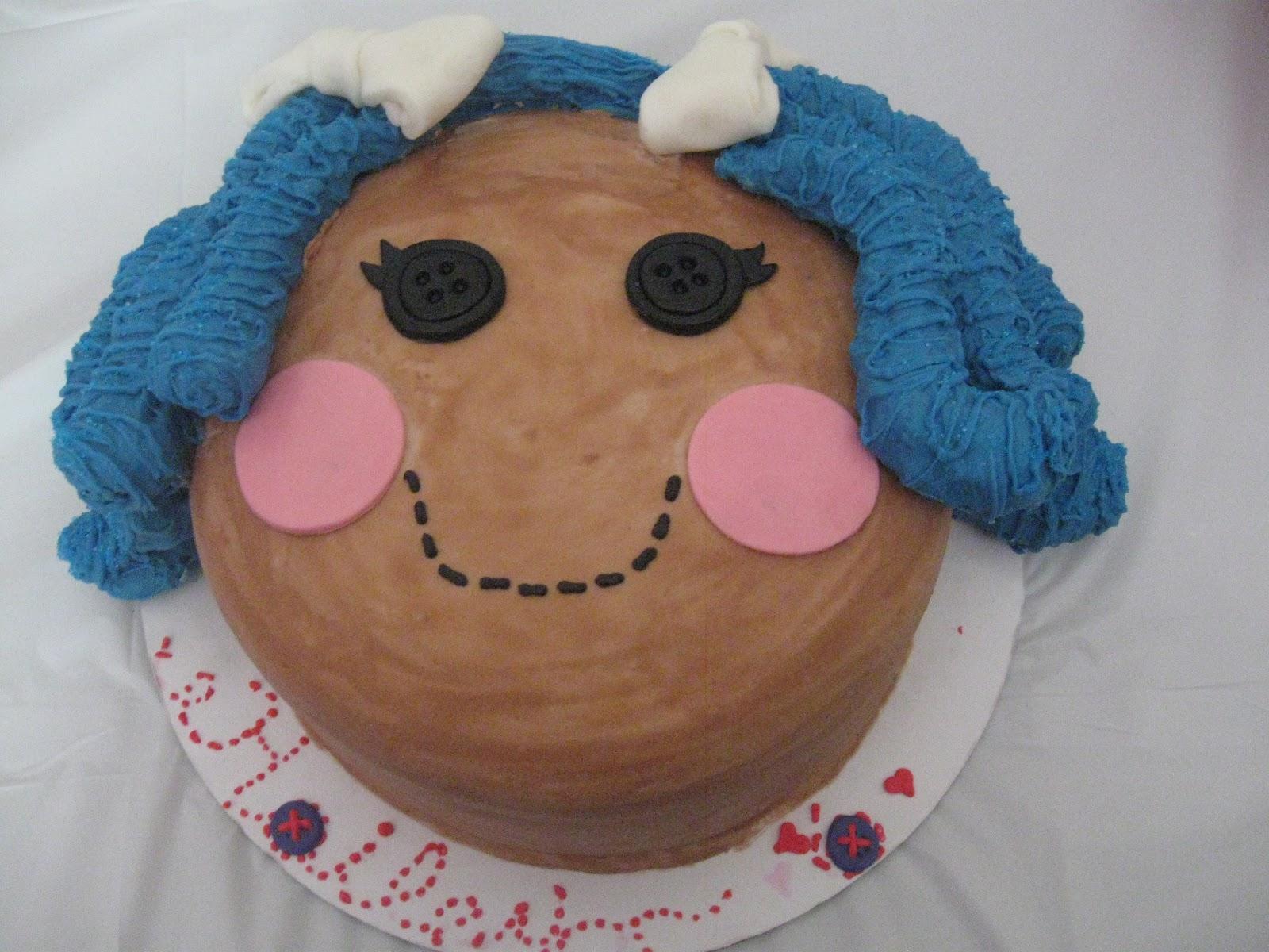Lalaloopsy Cupcake Cake At Walmart