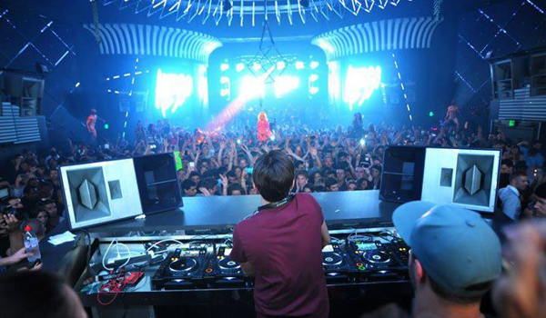 Mansion NightClub Miami Beach
