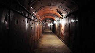 Bunker Perlindungan Kabut Asap