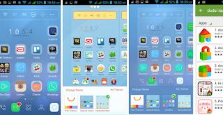 Cara Mengganti Tema Pada Android Terbaru 2015