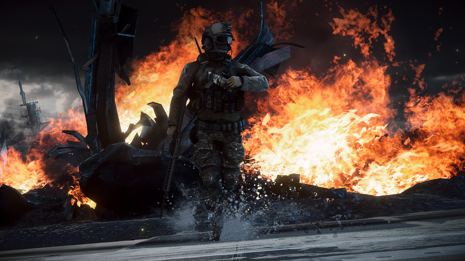 Outubro está recheado de novidades para Battlefield 4