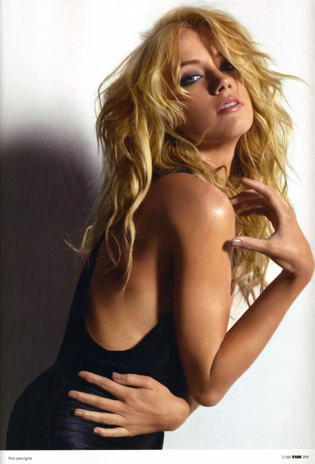 Amber Heard Hot Sexy A... Amber Heard