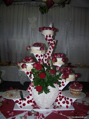 German Wedding Cake style