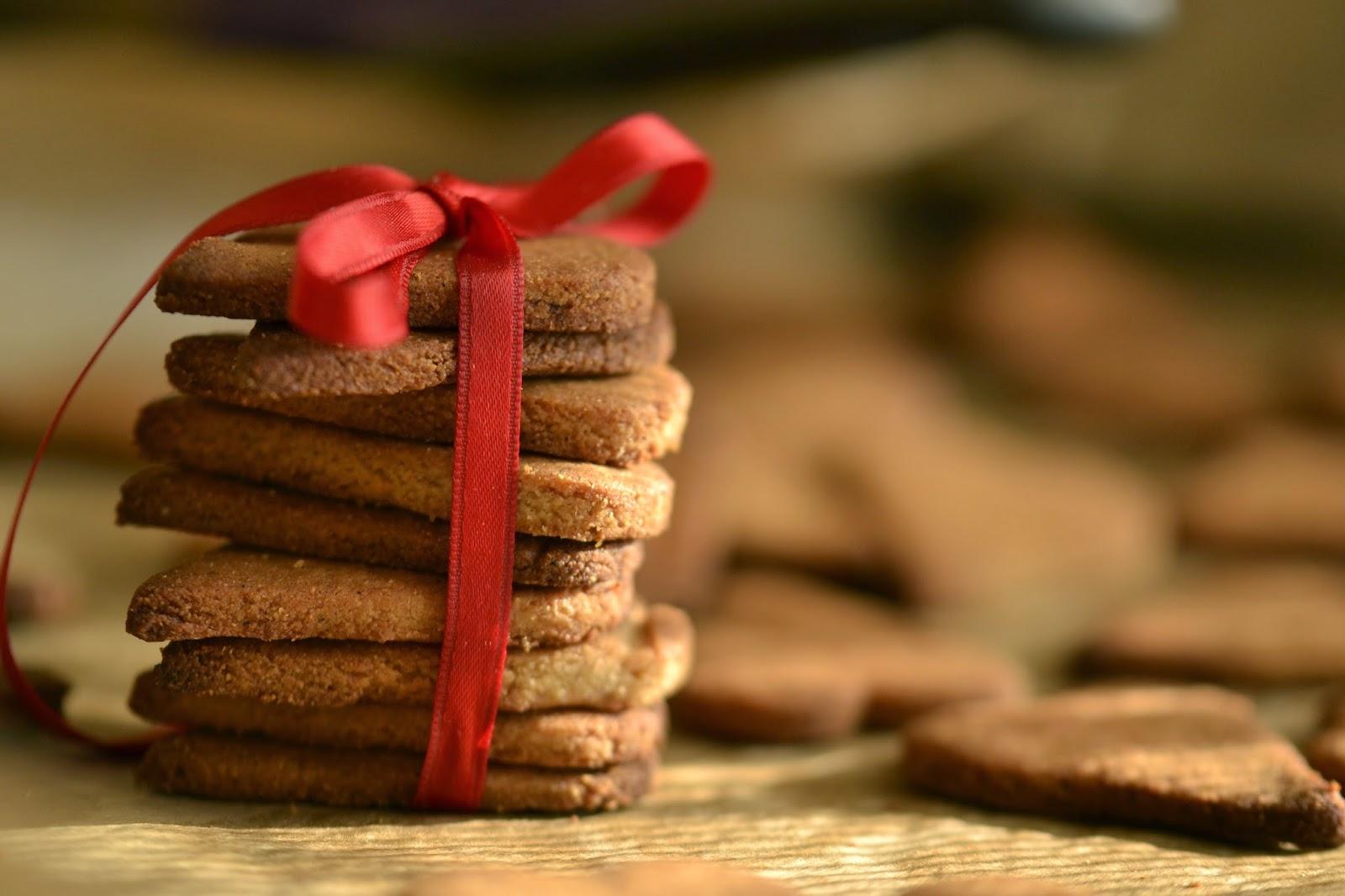 Bezglutenowe ciasteczka na Walentynki